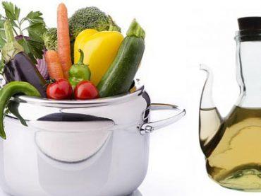 Vinagre Blanco para Eliminar Pesticidas en Frutas y Verduras