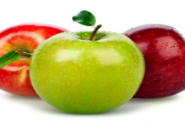 Prevenir Infecciones comiendo manzanas