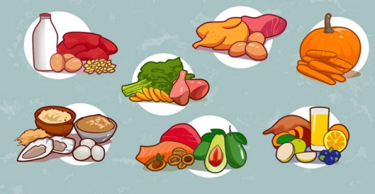 10 Vitaminas y Minerales Importantes para la Salud
