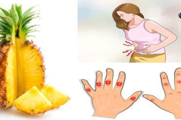 Beneficios de la piña en la salud