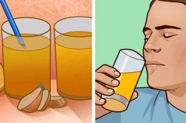 Jugo de cúrcuma para enfermedades inflamatorias