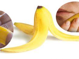 Cáscara de un plátano: 5 diferentes utilidades