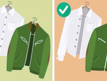 6 Errores que estropean la ropa