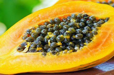 Beneficios de las semillas de papaya  en la salud