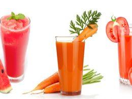 3 Jugos que estimulan el sistema inmunológico