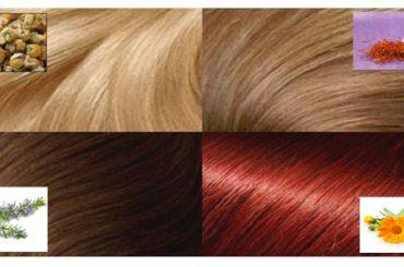 Colorear el pelo de forma natural
