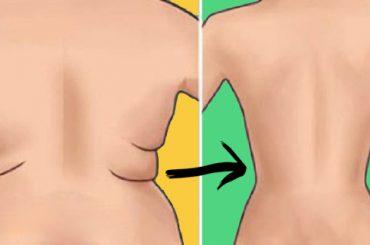 Eliminar rollitos de la cintura