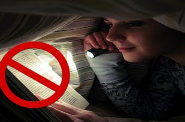 Hábitos peligrosos antes de dormir