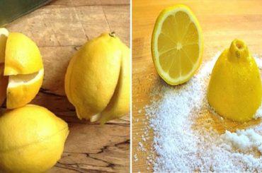 3 limones cortados van a cambiar tu vida para siempre