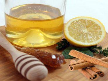 Adelgazar con agua de limón
