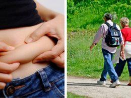 Bajar de peso caminando