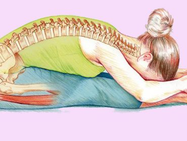 Maneras de mantener la columna vertebral sana