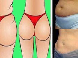 Perder grasa de glúteos y barriga