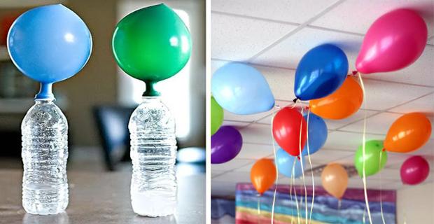 Truco para hacer volar globos sin helio conecta salud - Helio para inflar globos barato ...