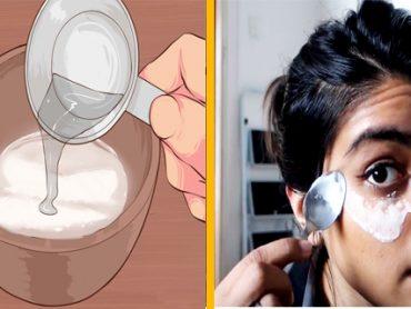 Tratar ojeras con bicarbonato sódico