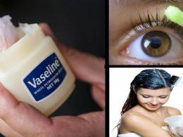 Principales secretos de la vaselina
