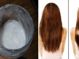 Champú de bicarbonato para hacer crecer el cabello