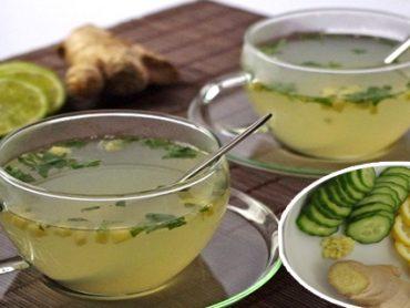 Bebida ideal para desinflar la barriga