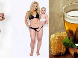 Bebida natural para eliminar grasa del abdomen