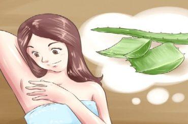 Desodorante casero para axilas