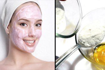 Peeling casero para arrugas y manchas