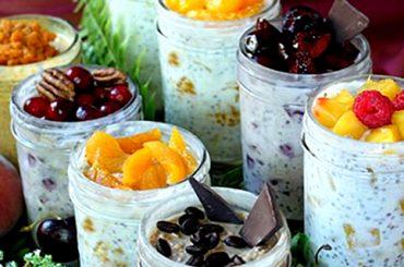 Desayuno para acelerar el metabolismo
