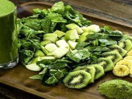 Jugo verde para controlar la diabetes