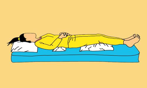 posturas para dormir si te duele la espalda