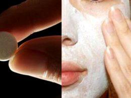 Mascarilla para eliminar arrugas de la cara