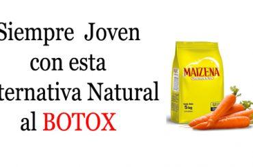 Luce Siempre Joven Usando una Alternativa Natural Al Botox