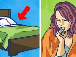 5 Cosas que se Encuentran en Tu Cama y Pueden Poner Tu Salud en Peligro. Así Debes Corregirlas