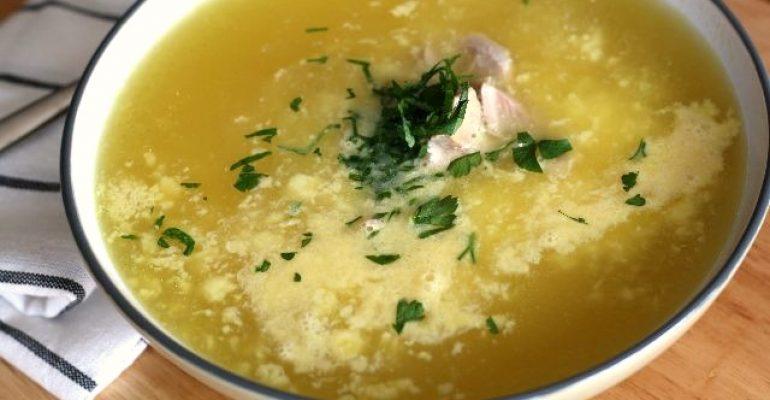 Una Sopa Nunca Vista: Desintoxicante , Anti-Inflamatoria y Nutritiva
