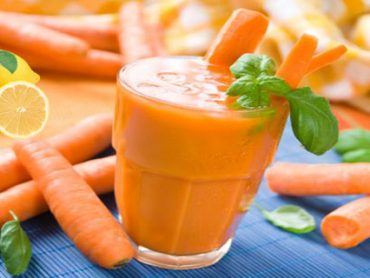 Sólo Así Debes Preparar Zanahoria con Limón para Perder Peso Rápido y Como Consumirlo