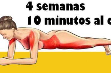 Esta sencilla rutina va a transformar tu cuerpo en 4 semanas