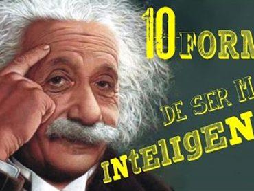 10 Maneras de ser más inteligente según Einstein