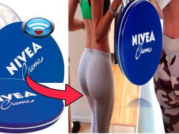 Ponga crema Nivea en esta parte de su cuerpo notarás la diferencia