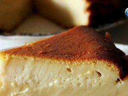 Delicioso Pastel de Arroz fácil de hacer y apto para Celíacos