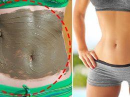 Aplica esto a tu vientre y quedará completamente plano