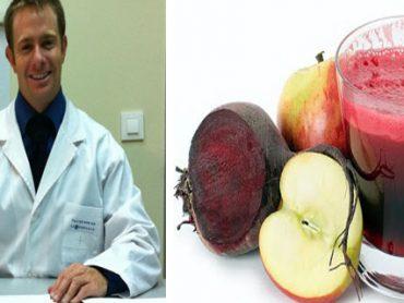 Afamado Nutricionista Desvela La Receta de un Jugo Milagroso para Prevenir el Cáncer