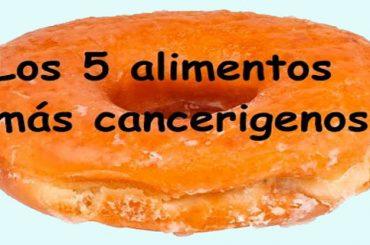 Los 5 Alimentos Más Cancerígenos y Quizás los Comas a Diario