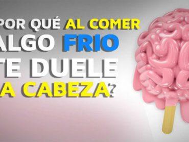 Cerebro Congelado ¿Qué Ocurre Si Tomas Helado Demasiado Rápido?