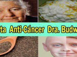 Dieta De La Dra. Budwig Anti-Cáncer Y Alcalina