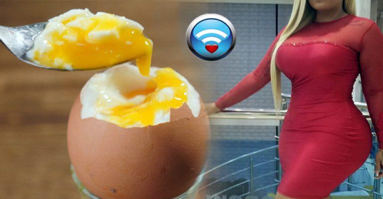 Toma Nota De la Dieta Del Huevo Cocido , Nunca Perder Peso Fue Tan Fácil