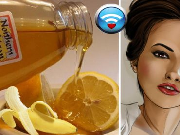 Aprende a Mezclar Plátano , Miel y Limón Para Tratar  Arrugas y Líneas de Expresión