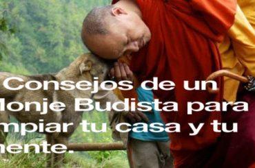 7 Consejos De Un Monje Budista Para Limpiar Tu Casa Y Mente
