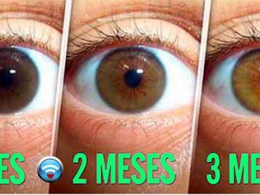 Receta Para Limpiar los Ojos , Reducir Cataratas y Aumentar Visión en 3 Meses
